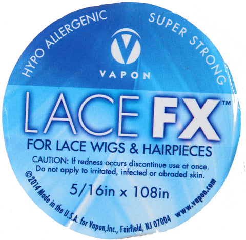 "VAPON LACE FX 5/16"" TAPE"
