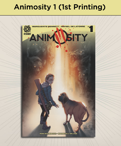 Animosity 1 (1st printing)