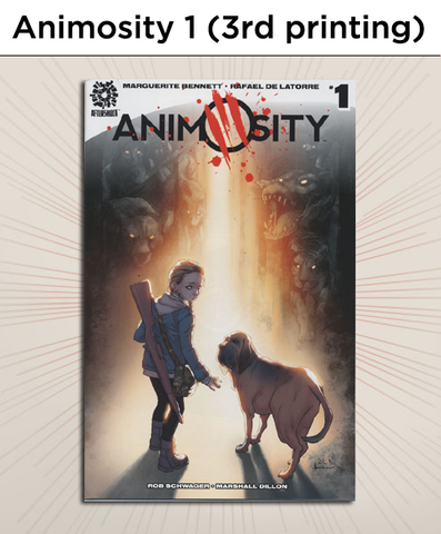 Animosity 1 (3rd printing)