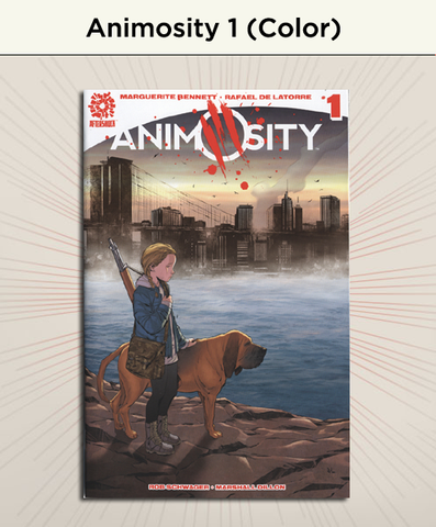 Animosity 1 (Color) Variant