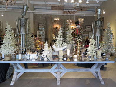 Christmas Shopping at The BLVD