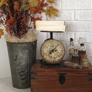 Decorating for Fall at Boulder Blue Studio
