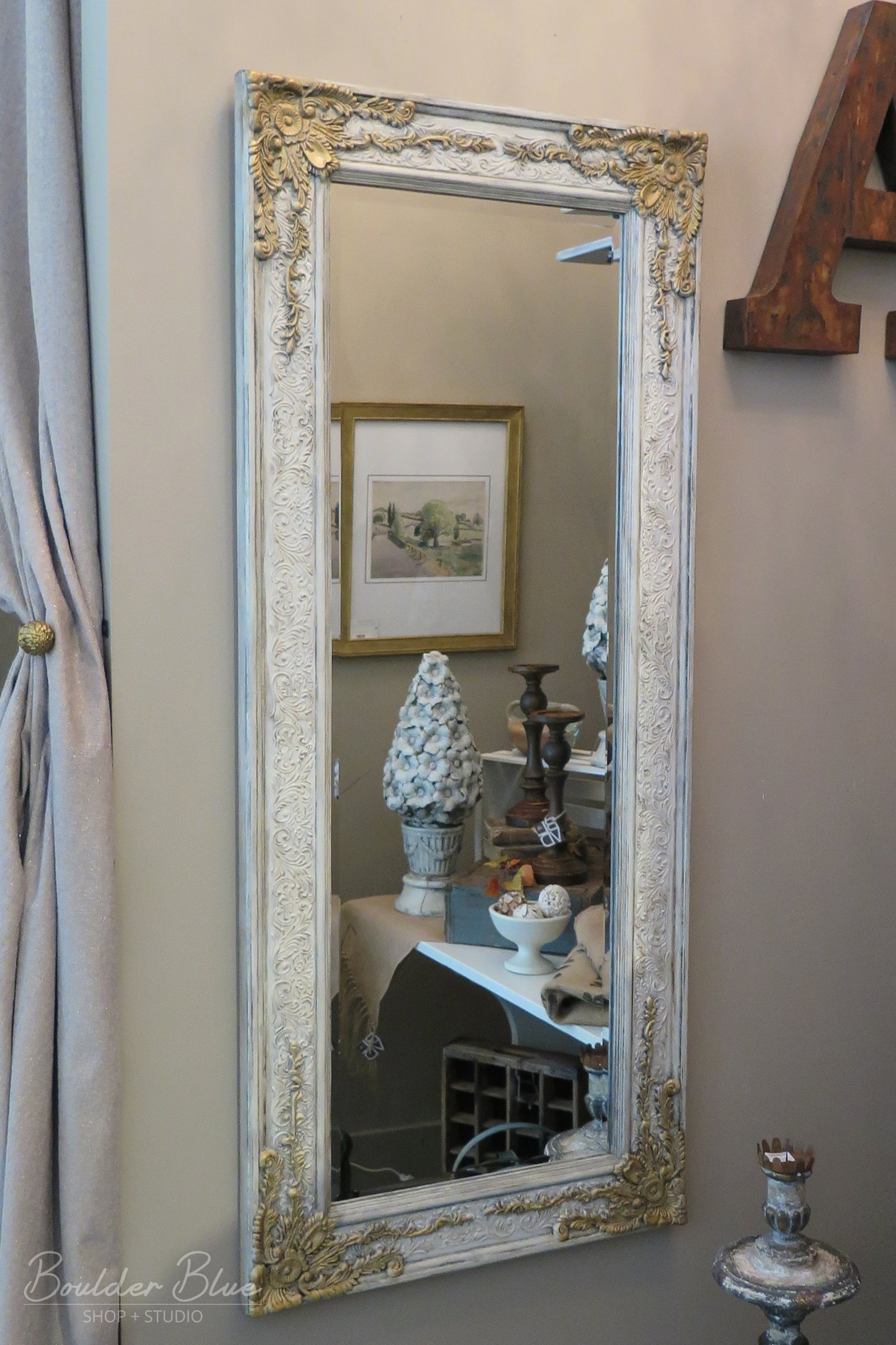French Style Dressing Mirror