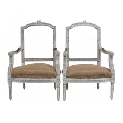 Antique Swedish Chairs