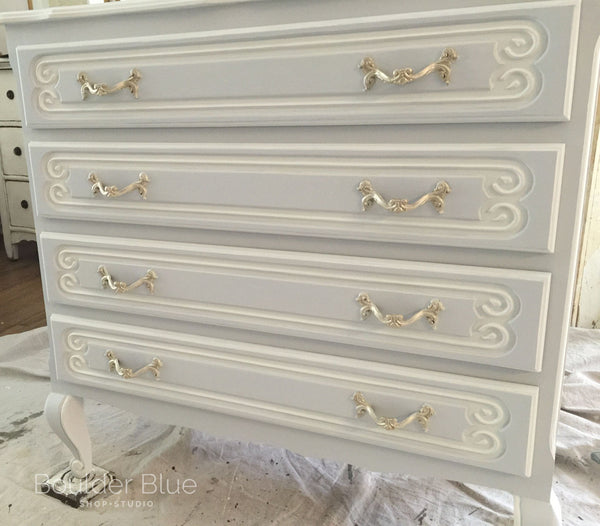 Base colors french dresser