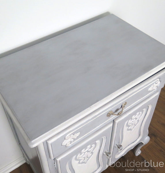 french cabinet top