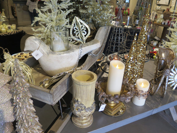 The Blvd store display