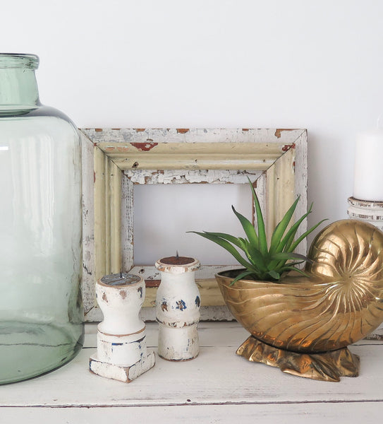 new vintage decor in shop