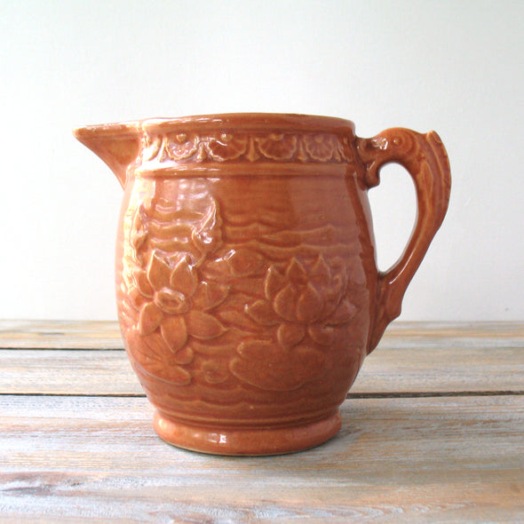 Vintage McCoy Pitcher Mold 30