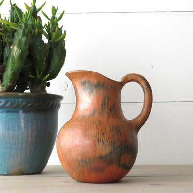 Tarahumara Clay Pitcher