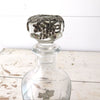 Vintage Arthur Court Decanter close up