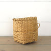 Small Willow Plaited Basket