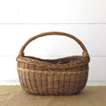 Small Vintage Market Basket