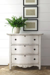 Antique Painted Cottage Chest
