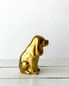 Solid Brass Cocker Spaniel