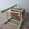 vintage childs chair bottom
