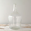 Medium Clear Demijohn Bottle