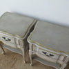French Provincial Nightstands tops