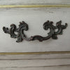 French Provincial Nightstands hardware