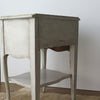 French Provincial Nightstands back