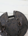 Antique Iron Padlock with Keys, Made in India