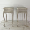 Vintage French Provincial Side Tables