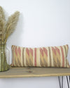 Vintage Navajo Wool Pillow 16 x 36