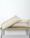 Antique Grain Sack  PIllows 18 x 34