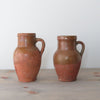 Small Terracotta Turkish Urns