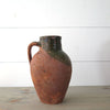 Imported Turkish terracotta olive jar