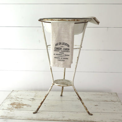 Vintage Hungarian Wash Stand