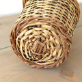 Wicker Demijohn Bottle bottom