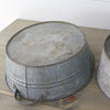 Galvanized zinc Tub bottom