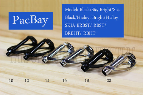 PacBay        MODEL RBT----- HEAVY DUTY BOAT ROD TOPS