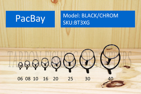 PacBay    MODEL T - MINIMA RINGS ONE PIECE STAMPED FRAME GUIDES