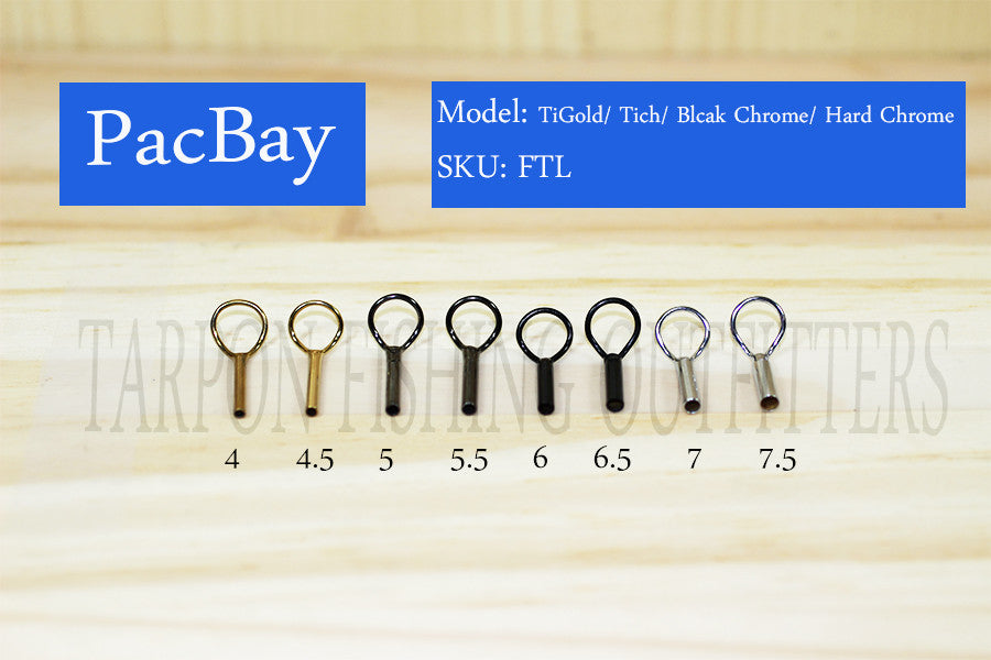 PacBay MODEL FTL------ CLASSIC WIRE LOOP FLY TOPS - LARGE LOOP
