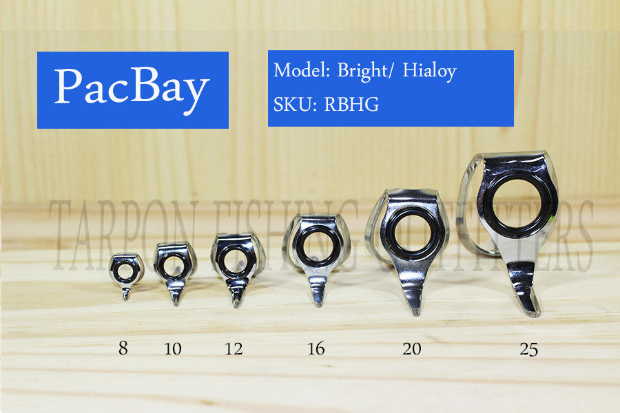 PacBay MODEL RB------ TITANIUM OR STAINLESS FRAME