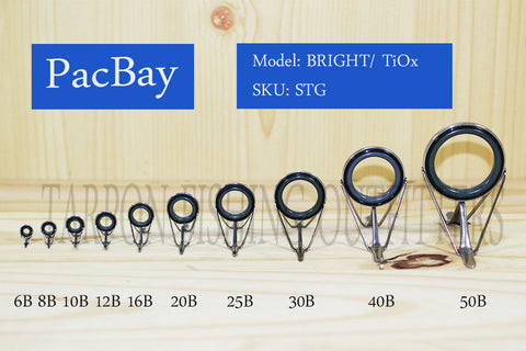 PacBay   MODEL S------ CLASSIC STAMPED FRAME GUIDES
