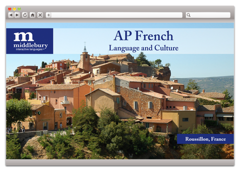 AP® French Language And Culture (Grades 11-12)