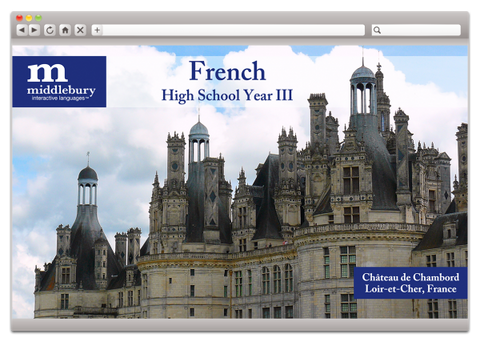 High School French III (Grades 9-12)