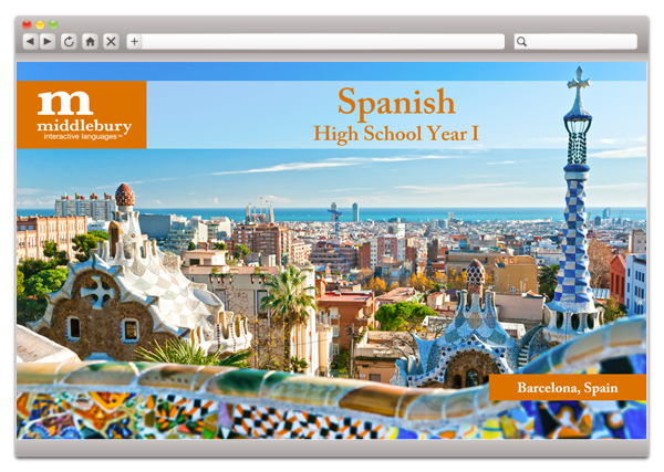 High School Spanish I Fluency (Grades 9-12)