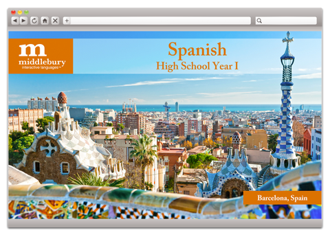 High School Spanish I (Grades 9-12)