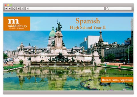 High School Spanish II Fluency (Grades 9-12)