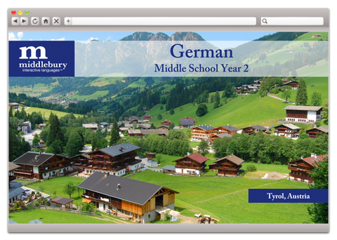 Middle School German 1 (Grades 6-8)