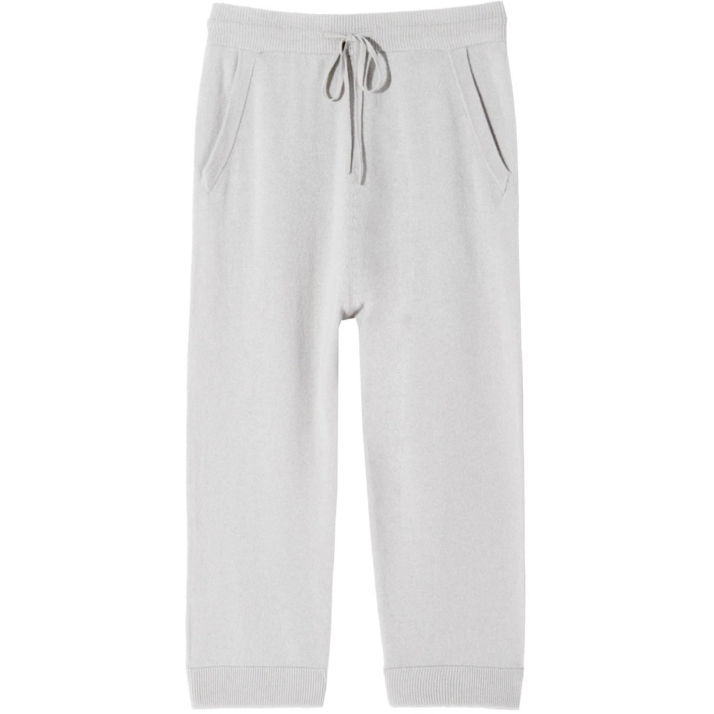 NILI LOTAN PARIS CASHMERE SWEATPANT IN SMOKEY GREY