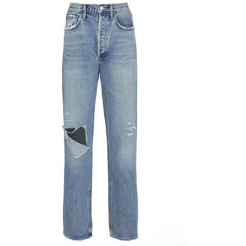 AGOLDE 90's PINCH WAIST JEAN IN LINEUP - SWITCH BOUTIQUE