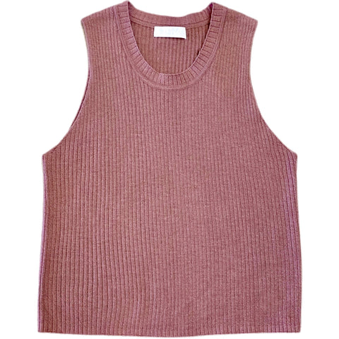 SABLYN ANGIE CASHMERE TANK