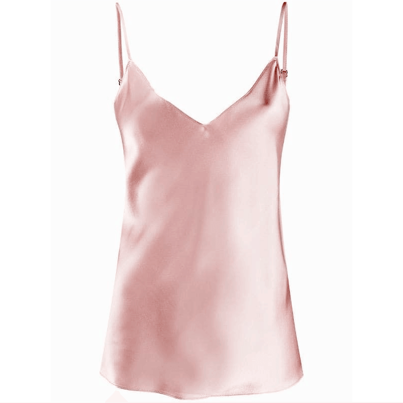 SABLYN GLORIA SILK TANK IN LILAC - SWITCH BOUTIQUE