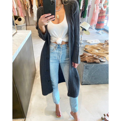 SABLYN WYATT CASHMERE LONG CARDIGAN - SWITCH BOUTIQUE