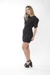 Ashley Ruched Front Dress